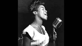 Sarah Vaughan - That Lucky Old Sun (Just Rolls Around Heaven All Day) 1949