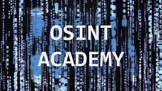 OSINT Academy - Урок 19. Пошук даних з YOUCONTROL та іншими сервісами
