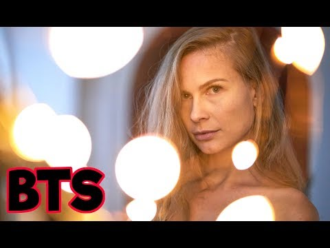 Complete Portrait shoot How-To - 3 lighting set ups, 6 looks