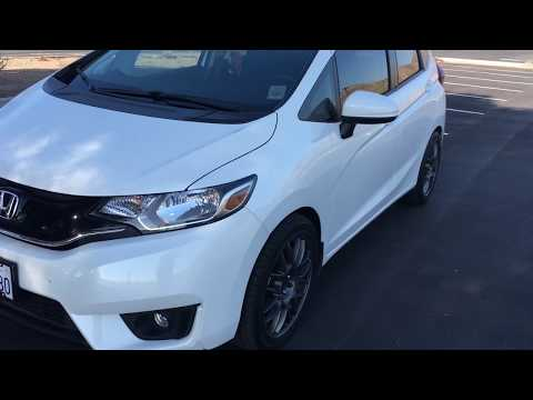 Honda Fit 16 to 17 inch Aftermarket New Wheels! HD (2018)
