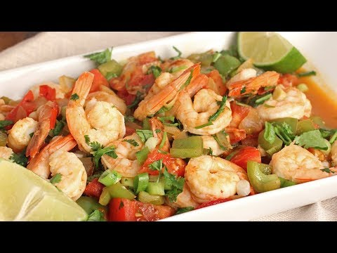 Cilantro & Lime Shrimp Stir Fry | Ep. 1267