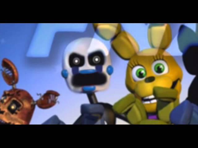 Fnac World Adventure Animatronics play as the animatronics ...
