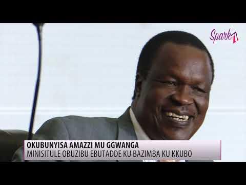 Abazimba Ku kkubo bebasinze olemesa enteekateeka y'okubunyisa amazzi _ Minisitule