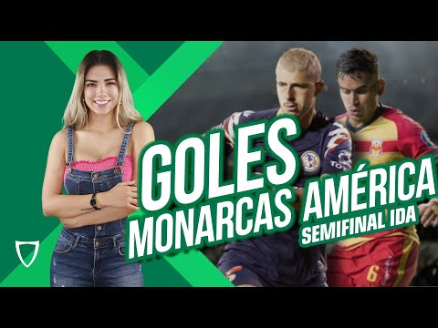 GOLES MONARCAS VS AMÉRICA 2-0 SEMIFINAL IDA LIGA MX AP 2019 RESUMEN COMPLETO MONARCAS VS AMERICA