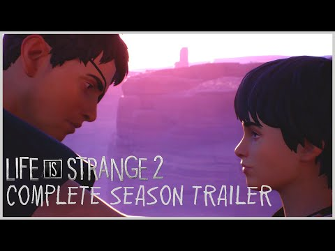 Life is Strange 2 Episode 5 Launch Trailer