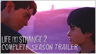 Life is Strange 2 - The Complete Season Trailer [PEGI]