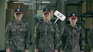 육군 웹드라마 백발백중 1편 '이게 바로 진짜사나이'