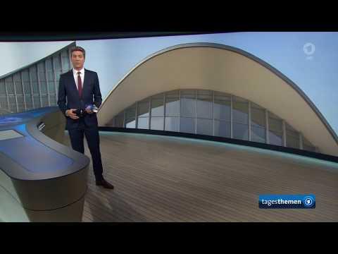 Architekt Ulrich Müther - Betonbauten der DDR