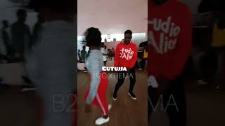 Gutujja By B2C Ft REMA Dance Video