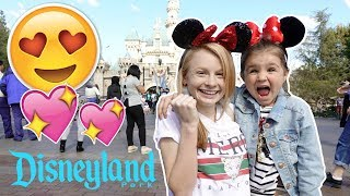 KiDS SURPRiSE TRiP TO DiSNEYLAND!  😍**first Time Ever!!!**