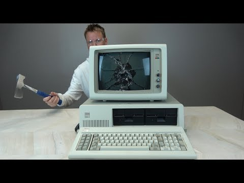 What's inside the WORLD'S FIRST Personal Computer?