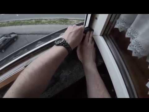 Fliegengitter (Insect Stop STANDARD) anbringen Fenster Mosquito Netz montieren Heimwerker Anleitung