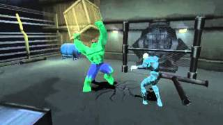 The Hulk PC Game Episode Six: Half-Life!