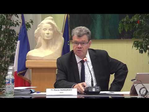 Conseil Municipal de Vaulx-en-Velin du jeudi 9 février 2017