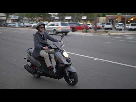 2019 Genuine Scooters Hooligan 170i in Dearborn Heights, Michigan - Video 1