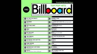 BillboardTopPopHits-1993