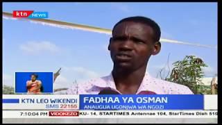 Fadhaa ya Osman anayeugua ugonjwa wa ngozi