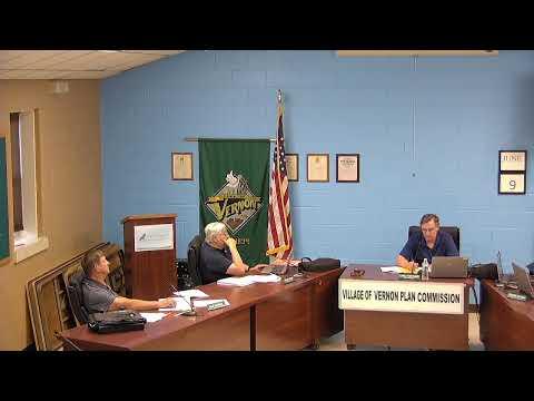 , title : 'Vernon Village Plan Commission  June 9, 2021