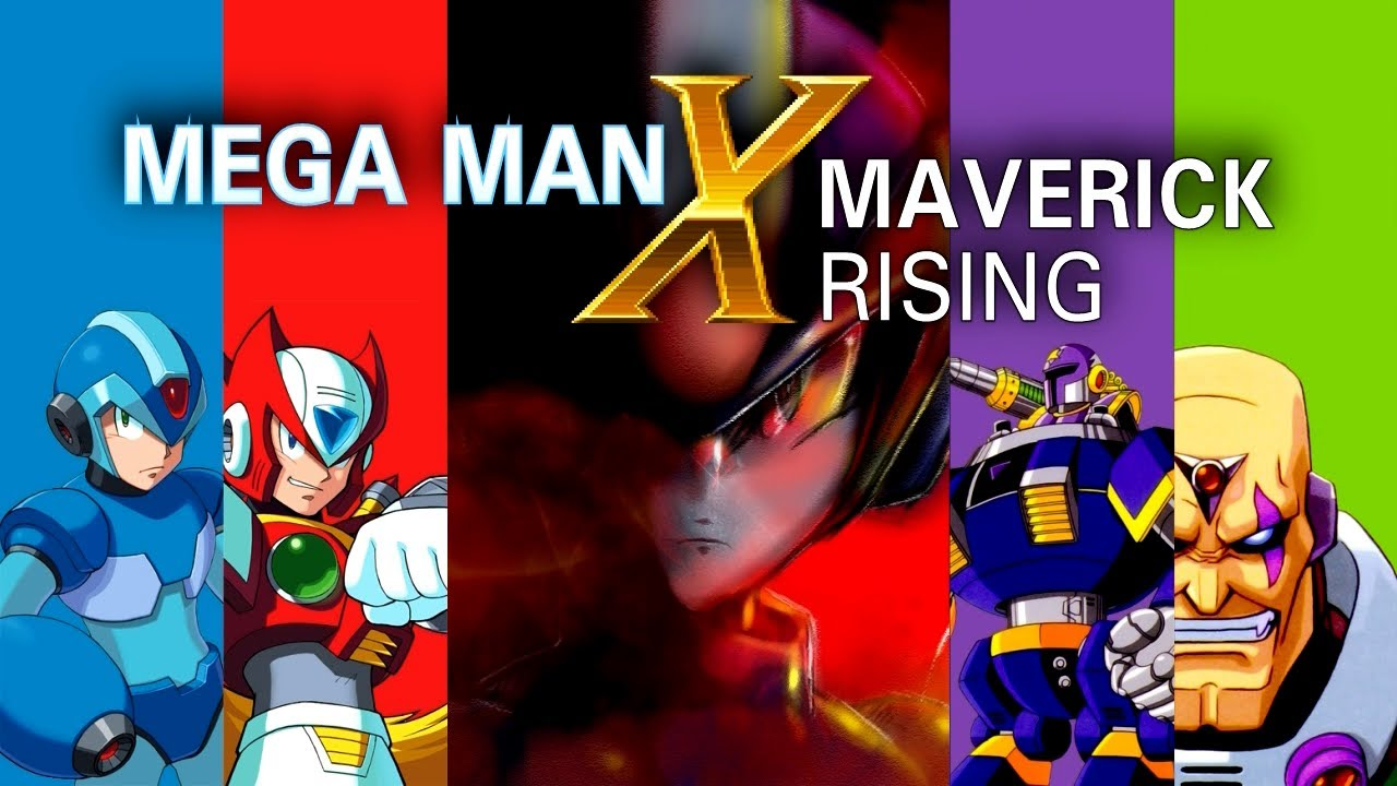 All The Awesome Mega Man X Remixes You Will Ever Need For The Rest Of Your Life