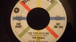 Edsels - Do You Love Me - Soulful Doo Wop Ballad