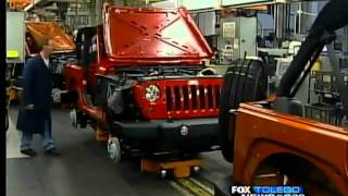 preview picture of video 'Production changes ahead at Toledo Jeep'