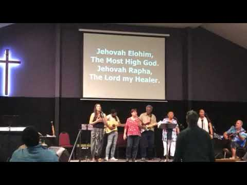 Jehovah Elohim The Most High God