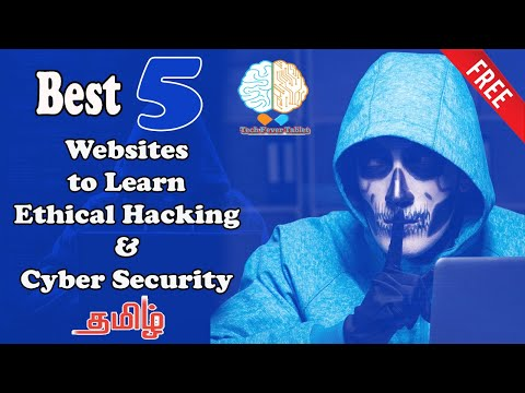 Best Free 5 Websites to Learn Ethical Hacking & Cyber Security in ...
