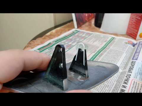 Ремонт заглушки омывателя фар на любом автомобиле
