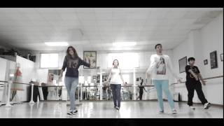 I knew you werw trouble- Dejan Tubic Choreography. DUE COVER