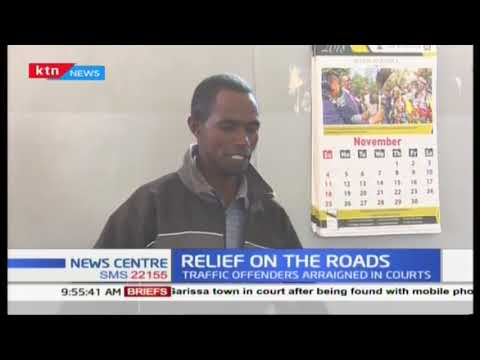Relief on roads: Compliant matatus back on the roads