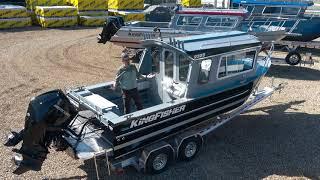 Kingfisher 2325 Coastal Express New 2020