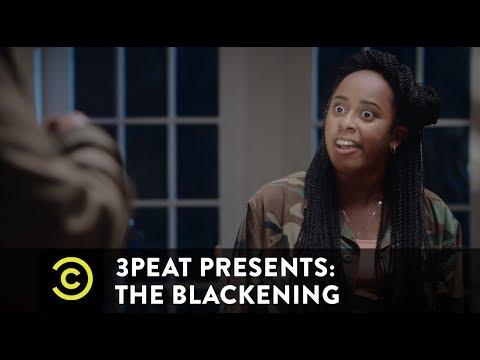 3Peat Presents: The Blackening - Uncensored
