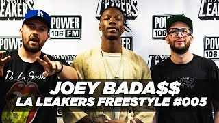Joey Bada$$ Freestyles Mask Off