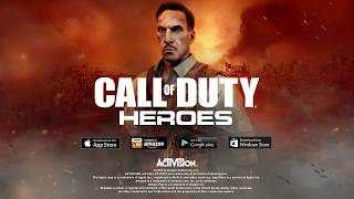 Official Call of Duty®: Heroes  - Introducing Dr. Edward Richtofen - Video Youtube
