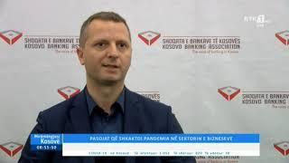 Mirëmëngjesi Kosovë - Kronikë - Pasojat që shkaktoi pandemia në sektorin e biznesit 29.05.2020
