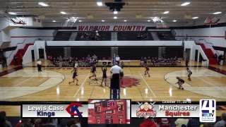 Volleyball Sectional Manchester vs Lewis Cass