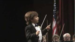 Jonathan conducts Strauss's