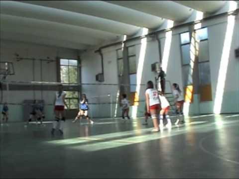Preview video Pallavolo femminile 2010