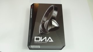 Unboxing: Monster DNA Headphones | SwagTab