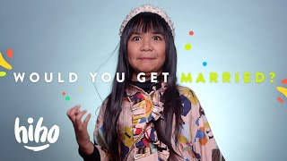 Do you want to get married? | 100 Kids | HiHo