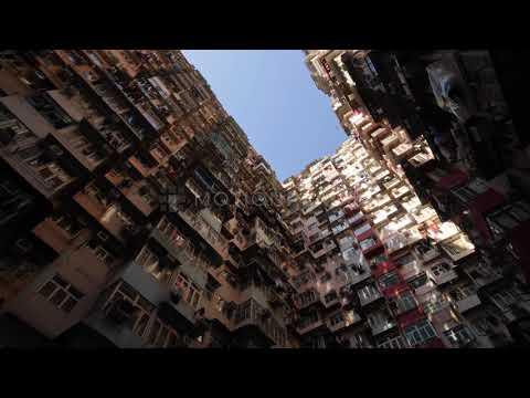 Hong Kong apartments.
