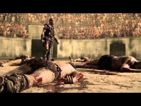 Spartacus Blood and Sand: I am Spartacus