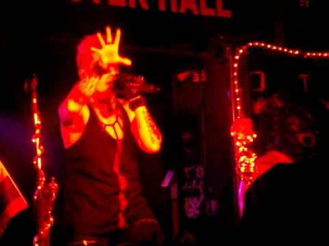 Otep- Lords of War @ Webster Hall Studio, NYC, May 9, 2016