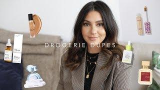 Drogerie DUPES Zu Meinen MAKEUP FAVES Part 2!   Madametamtam