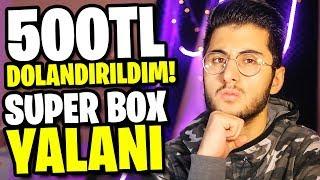 SUPERBOX YALANI!! TURKCELL BENİ DOLANDIRDI SES KAYITLARIYLA İFŞA