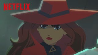 A Battle with Brunt | Carmen Sandiego | Netflix