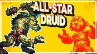 Hearthstone: All Star Druid