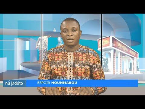 Le Journal en FON - Eden TV – 27 Août 2021 par Fréderic Espoir HOUNMABOU Le Journal en FON - Eden TV – 27 Août 2021 par Fréderic Espoir HOUNMABOU