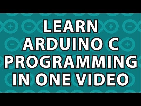 Arduino Programming Tutorial