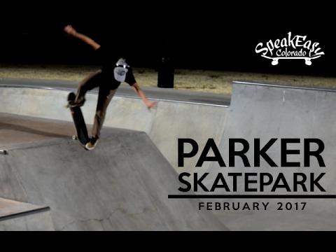 Parker Skatepark | February 2017 | One